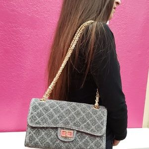 Quilted classic chain bag 🔥🔥🔥